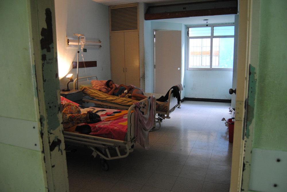 Hospital Los Magallanes pacientes
