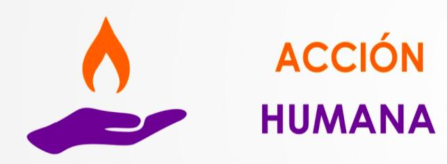 Resultado de imagen para accion humana ONG