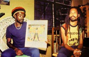 Capítulo 01. 032. Marley Don Taylor y el detalle de la gira de 1980